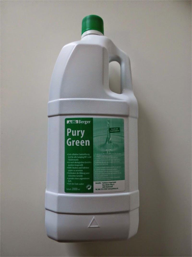 Pury Green (2-Liter-Flasche)
