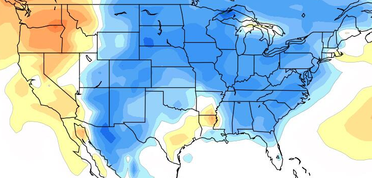 John Belski's Weather News: One computer model has a cool ...