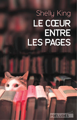 Le coeur entre les pages - Shelly King
