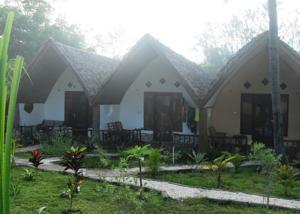hotel in Gili Meno