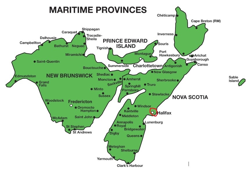 maritime provinces tours to images