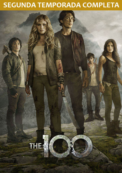 The 100 2ª Temporada Torrent - WEB-DL 720p Dual Áudio