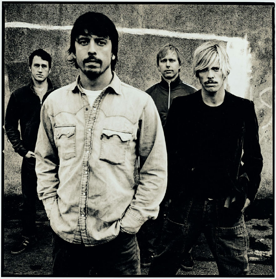 Foo Fighters Announce Tour to Celebrate 25th Anniversary   idobi