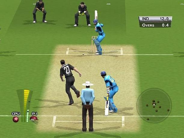 play online cricket games