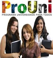 Inscrições Prouni 2012, o que é Preciso?