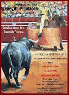 Manolo Vanegas, anunciado con los Victorinos en Mont de Marsan, el 30/09.