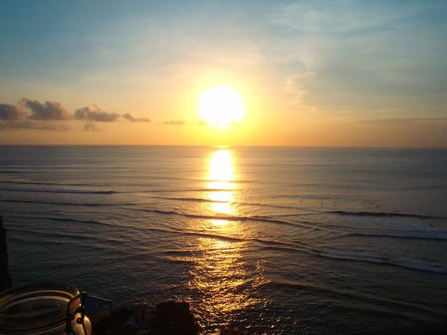 located on the southwest side of the peninsula Nusa Dua of Bali Beaches in Bali: The Best Sunset Locations Uluwatu Bali