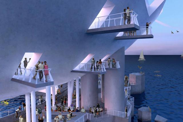 06-St-Petersburg-Pier por Michael-Maltzan-Architecture