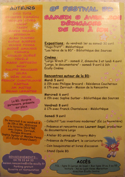 rencontres ecully
