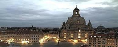 Frauenkirche zu Dresden live camera