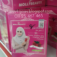 MISS V PERFUME by MOLLY'S BEAUTY