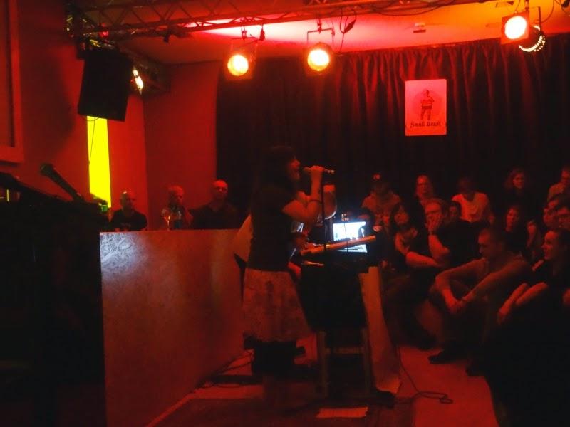 25.04.2014 Dortmund - Schauspielhaus: aniYo kore