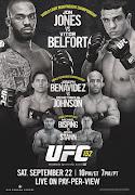 UFC 152 UPDATE: Jon Jones vs Vitor Belfort