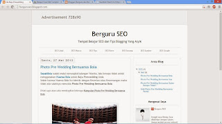 Belajar Cara Edit Template Blogger gambar 3