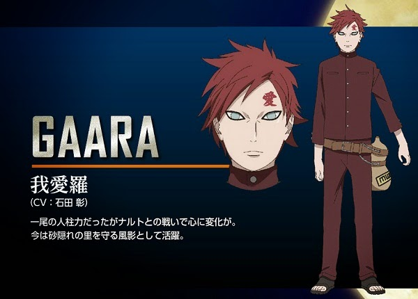 Gaara The Last: Naruto the Movie