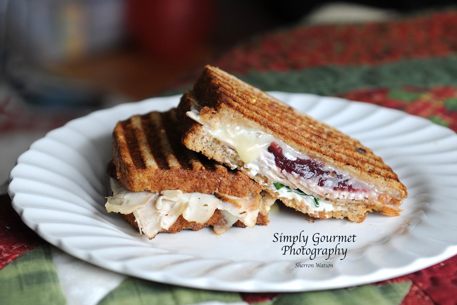Turkey Cranberry Green Chile Sandwich Recipes — Dishmaps