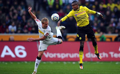 Monchengladbach 1 - 1 Borussia Dortmund (2)