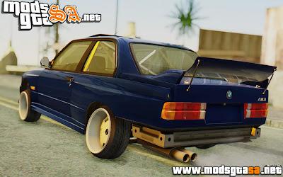 SA - BMW M3 E30