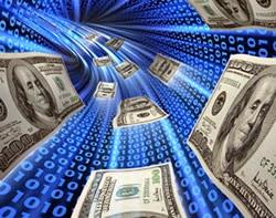 usare i contanti sul web