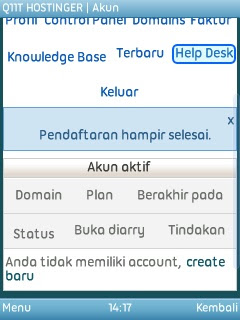 daftar hosting gratisan