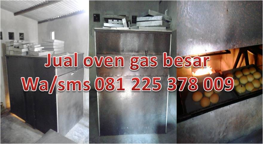 Jual Oven Roti, Oven Kue, Oven Listrik, Oven Gas, Oven Rotary