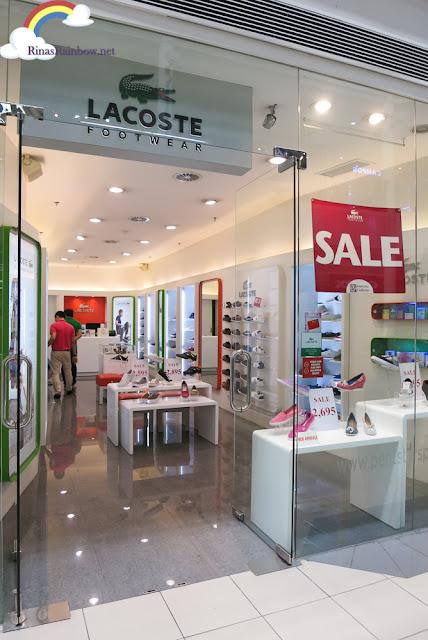 Lacoste Footwear Sale