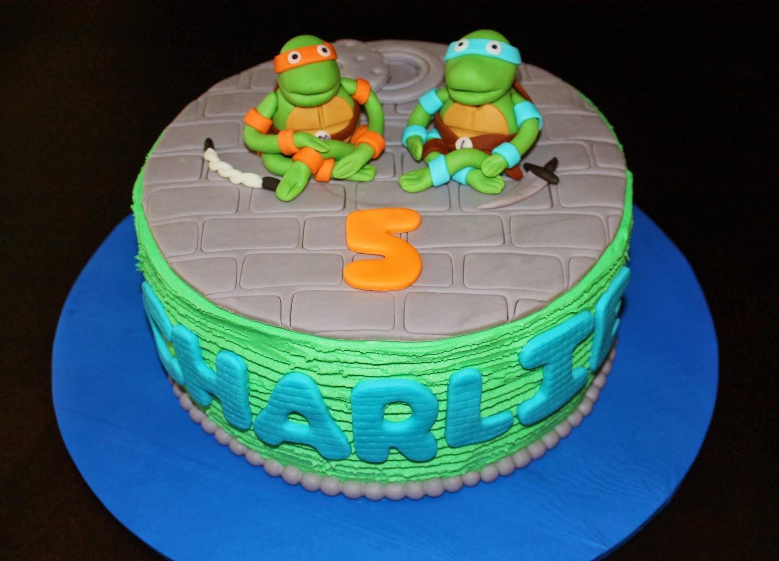 creative cakes by lynn teenage mutant ninja turtle cake