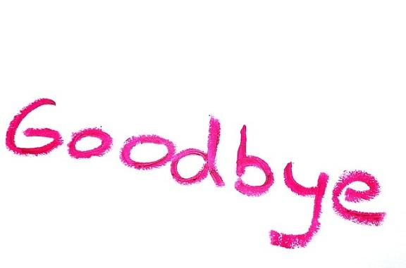 good bye sebagi contoh ungkapan farewell dalam bahasa inggris