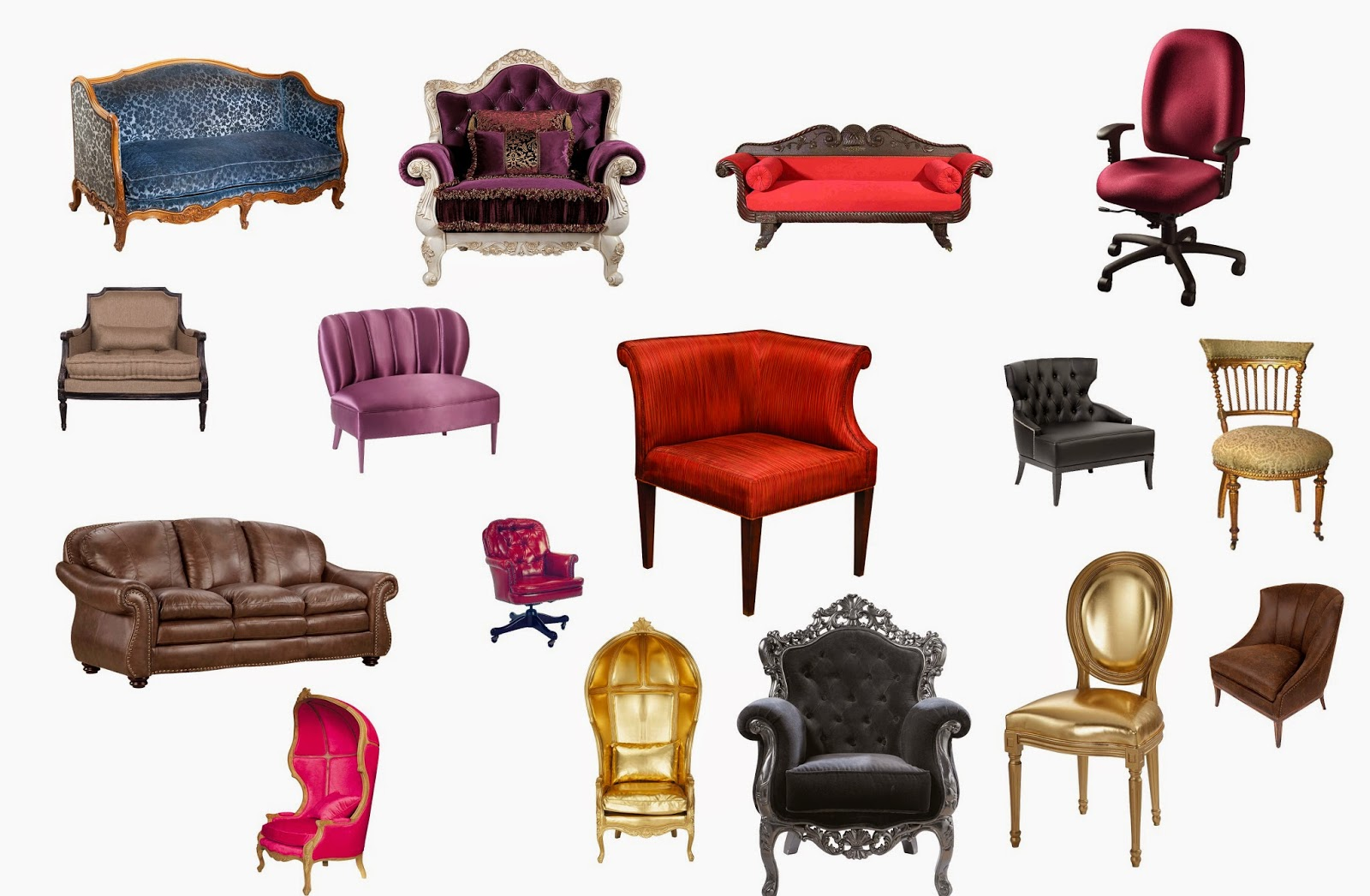 Chairs Collection new 2015