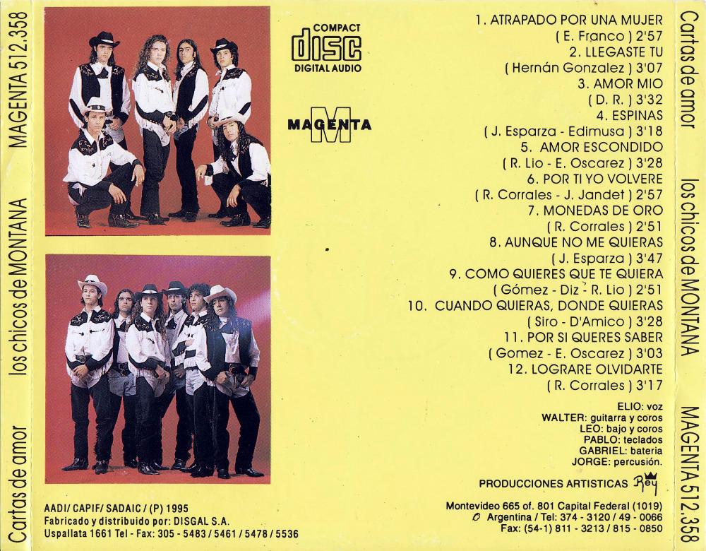 grupo de cumbia montana: