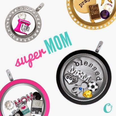 Mother's Day Origami Owl Jewelry | Shop StoriedCharms.com