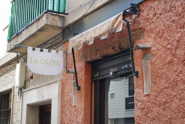 La Oliva in Granada, Spain