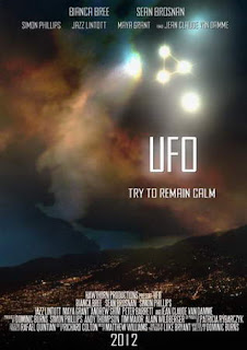 UFO (2012) HDRip 400MB MKV