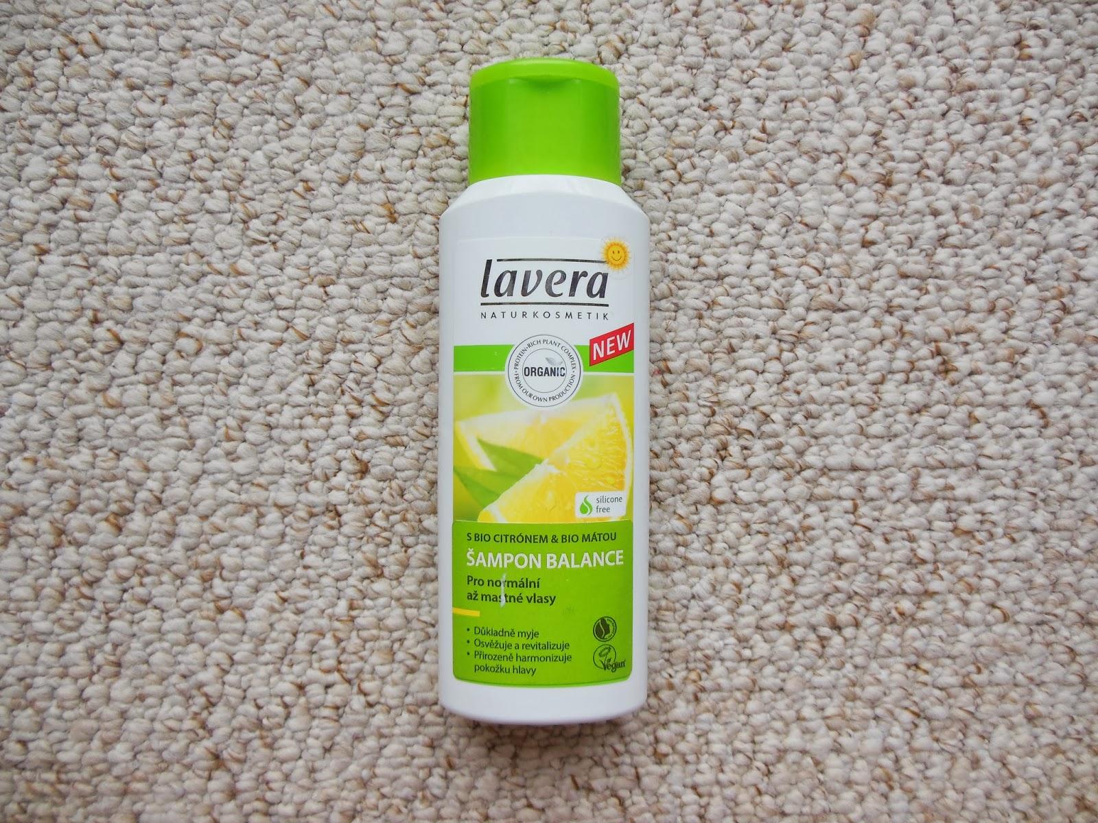 přírodní šampon na mastné vlasy