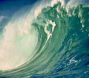 bomba tsunami