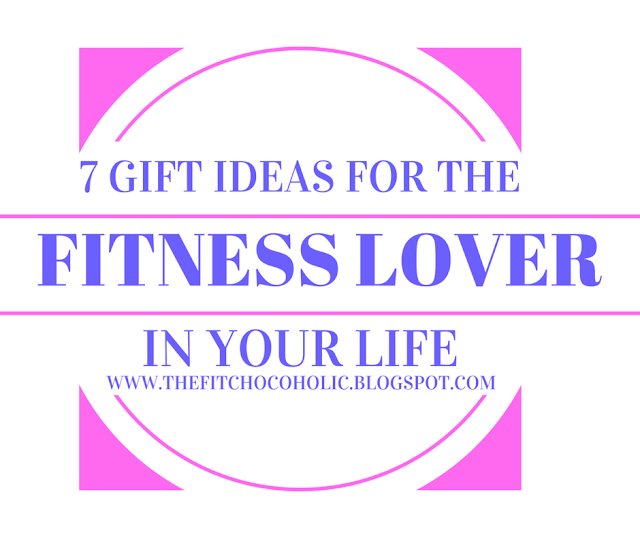 7 Gift Ideas For the Fitness Lover in Your Life