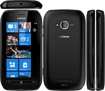 best Nokia Lumia 710 Mango-Based Smartphone