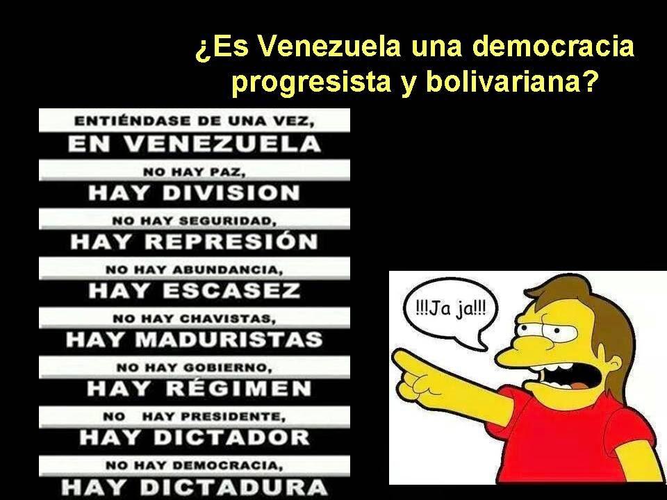 Si sigues pensando que en Venezuela todo va bien, deberías visitar más Internet: