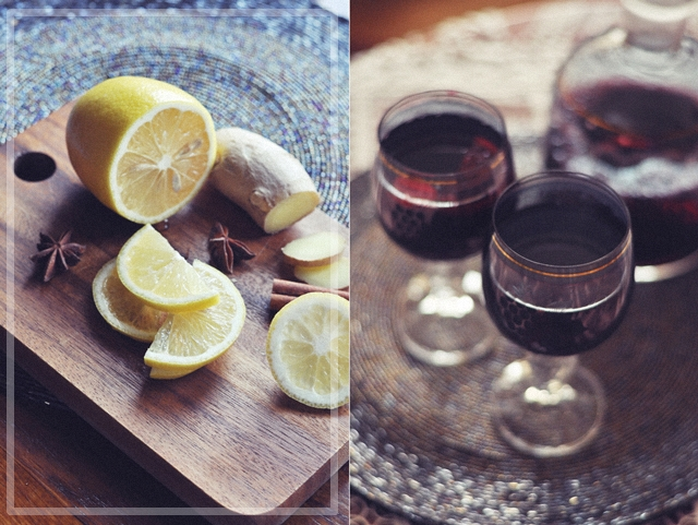 Upeņu  Svētku Dzēriens // Festive Blackcurrant Drink