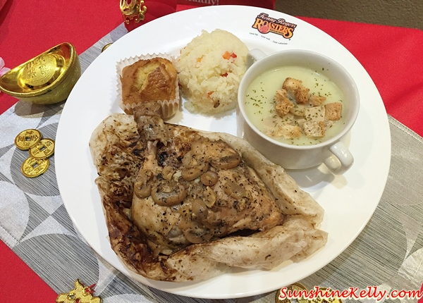 T-Wrap Golden Abundance Meals, T-wrap chicken, Kenny Rogers Roasters, kenny rogers, chinese new year menu, T-Wrap Soup Meal, T-Wrap Chicken Meal, T-Wrap Lite Meal, chicken wrap in paper, aroma chicken, paper chicken, beggar chicken