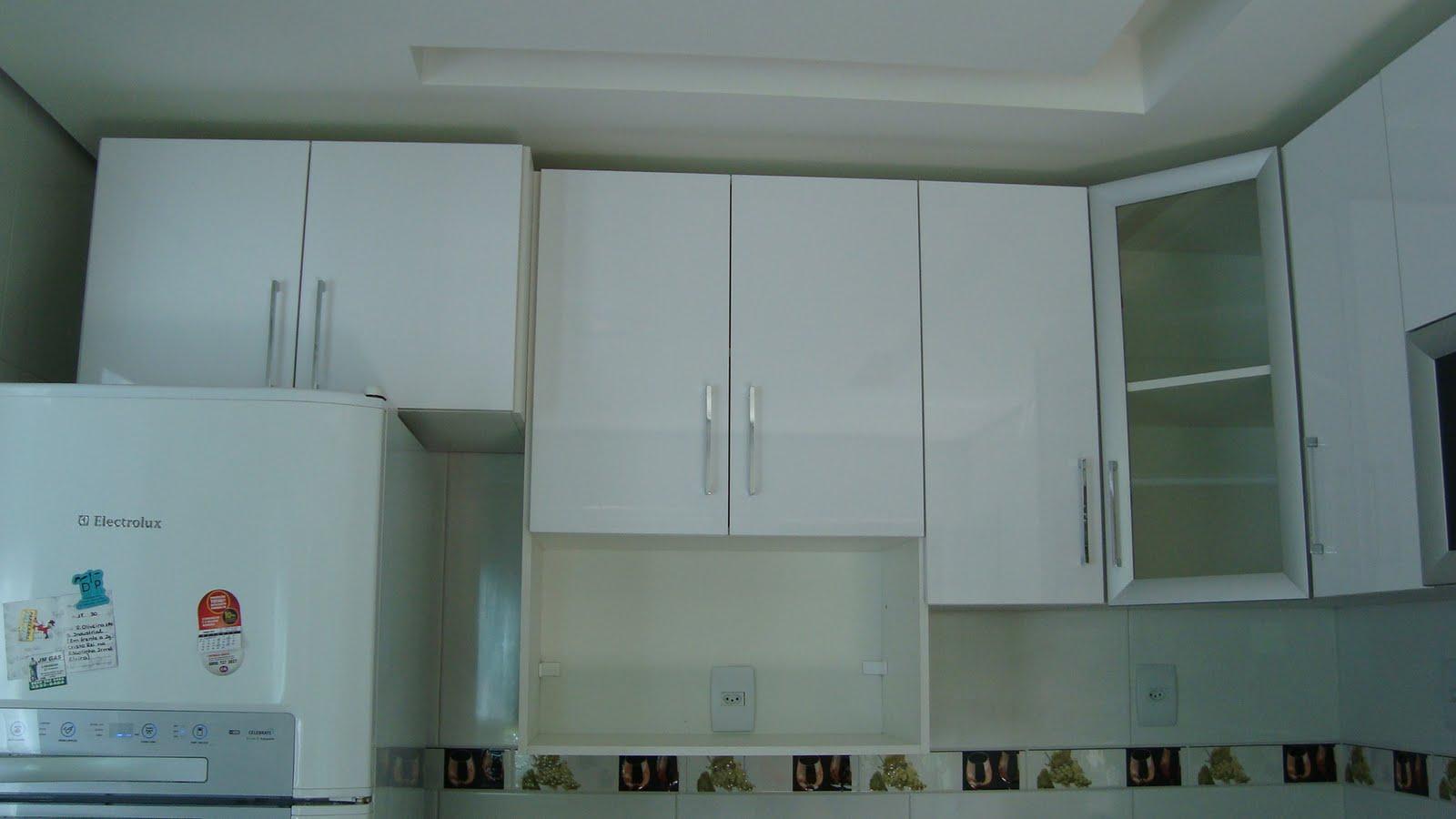 #6E3B31  de cozinha e banheiro em MDF Laca brilhante. Passo a passo 1600x900 px Projeto Armario De Cozinha Passo A Passo_4006 Imagens