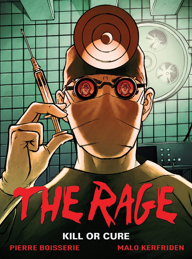 The Rage Vol 2 cover