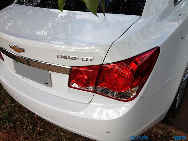Chevrolet Cruze 2013 LTZ - lanterna