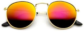 Men's mirrored sunglasses for 2016