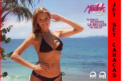 Colombiana Bbibana Vargas Ganadora del Sun Models de Sun Chanel 2012