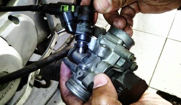 Mengetahui Penyebab dan Cara Mengatasi Mesin Motor Brebet
