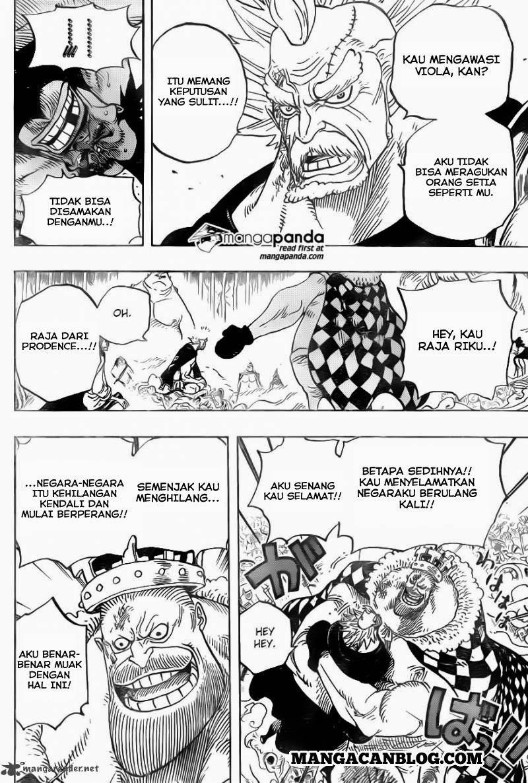 Komik one piece 726 - keluarga riku 727 Indonesia one piece 726 - keluarga riku Terbaru 6|Baca Manga Komik Indonesia|Mangacan