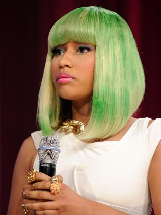nicki minaj before surgery pictures before and after. hair Nicki Minaj Before And
