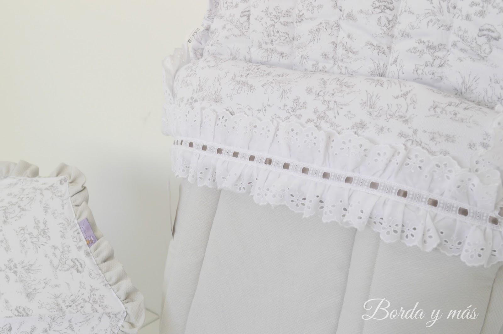 Funda Bugaboo Camaleon en gris y blanco