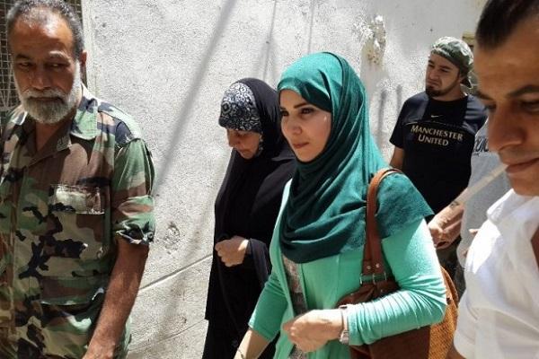"""جليلة دحلان""""أم الفقراء"""" سيدة فلسطين الأولى"""